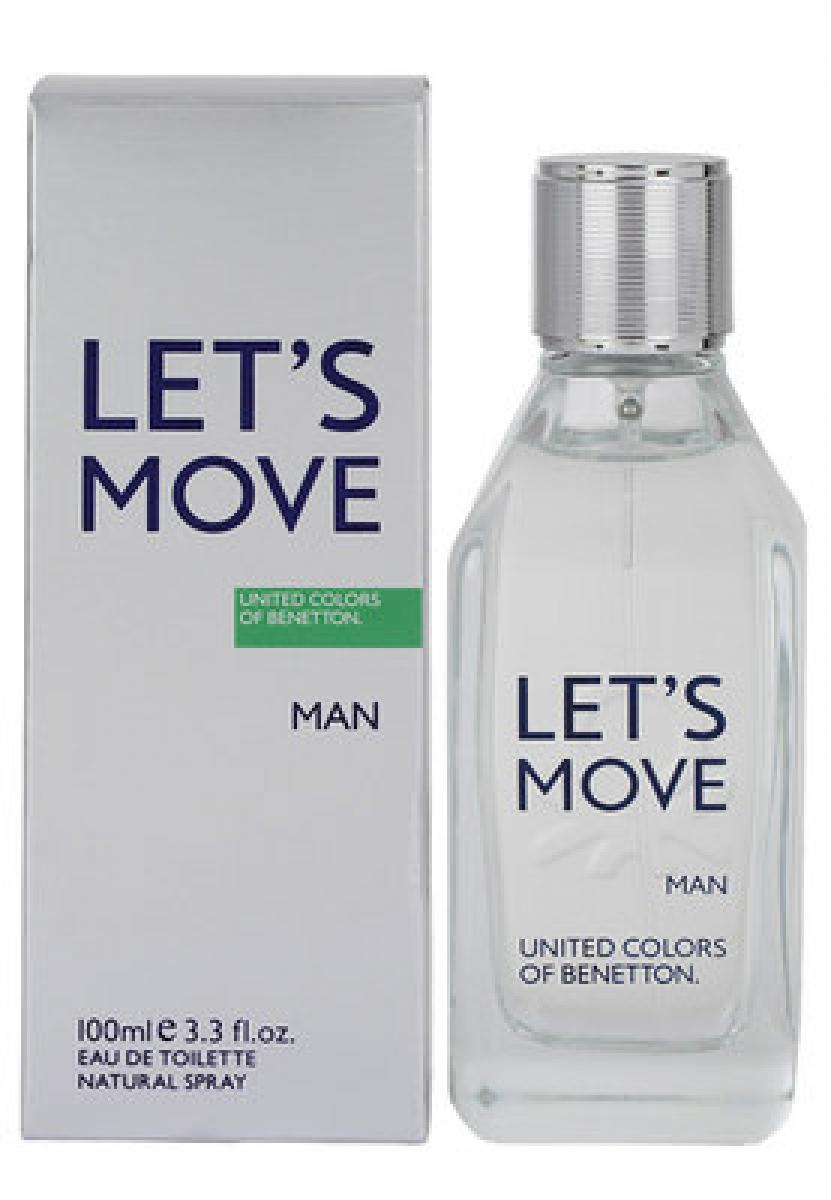 Парфюми Benetton Let's Move за мъже