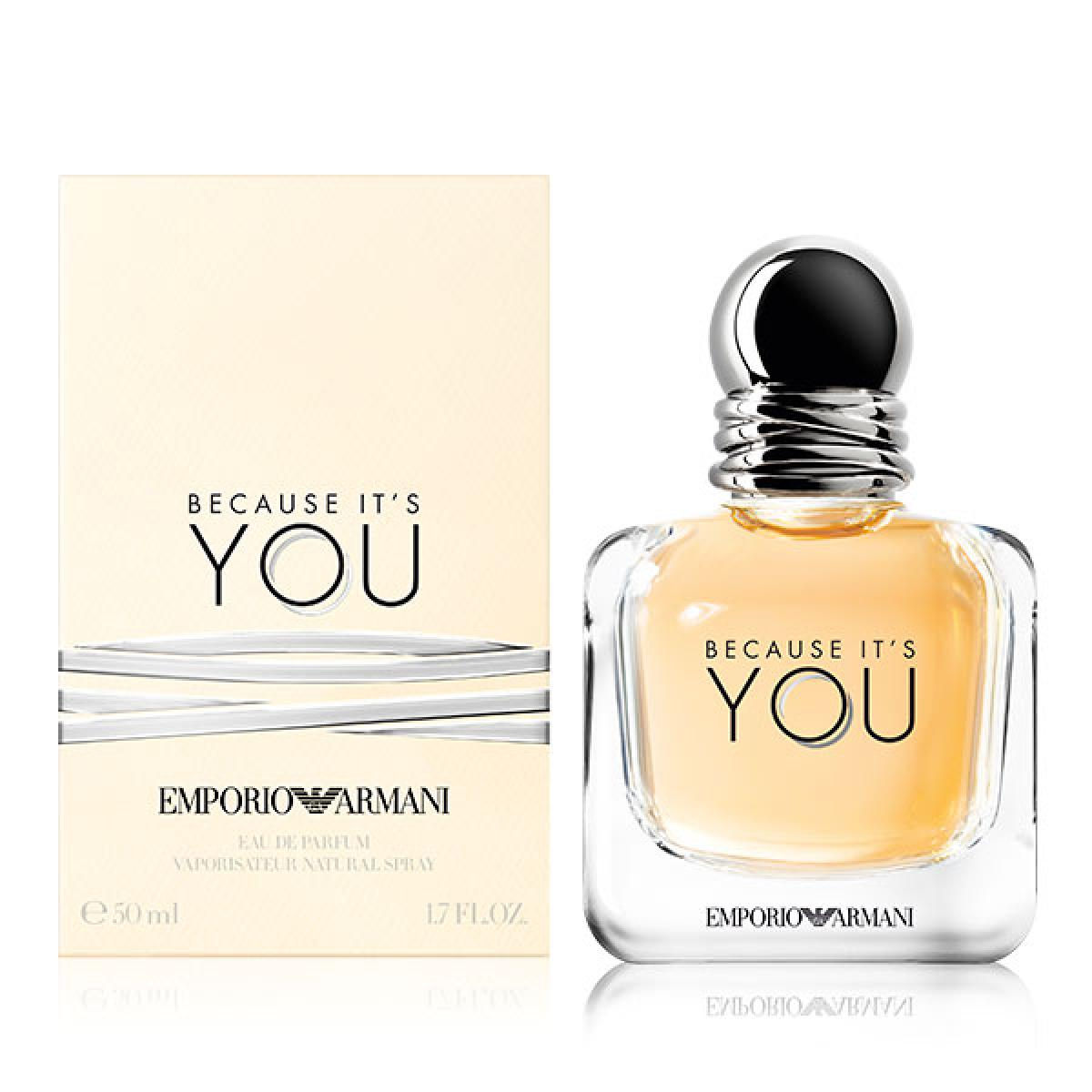 Парфюми Giorgio Armani Because It's You за жени