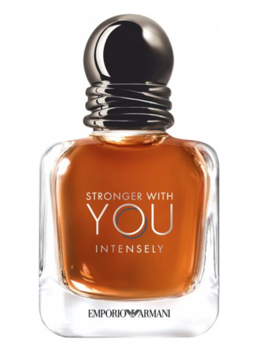 Emporio Armani Stronger With You Intensely за мъже