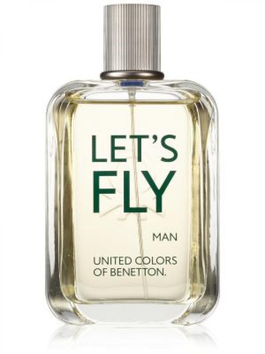 Парфюми Benetton Let's Fly за мъже