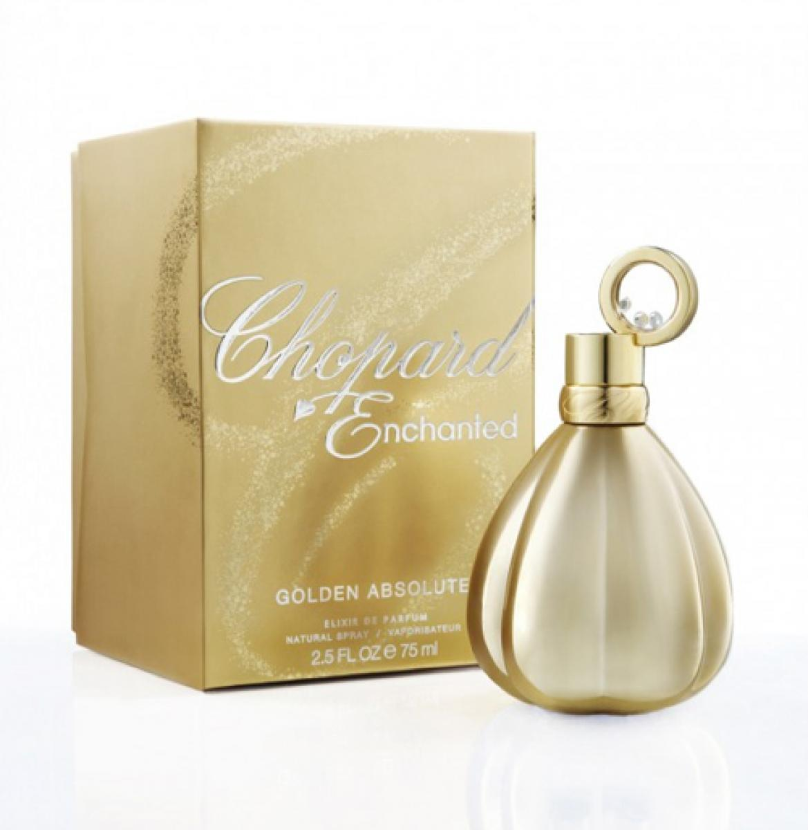 Парфюми  Chopard Enchanted Golden Absolute за жени
