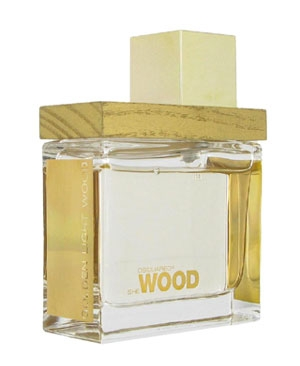 Парфюми Dsquared She Wood Golden Light за жени