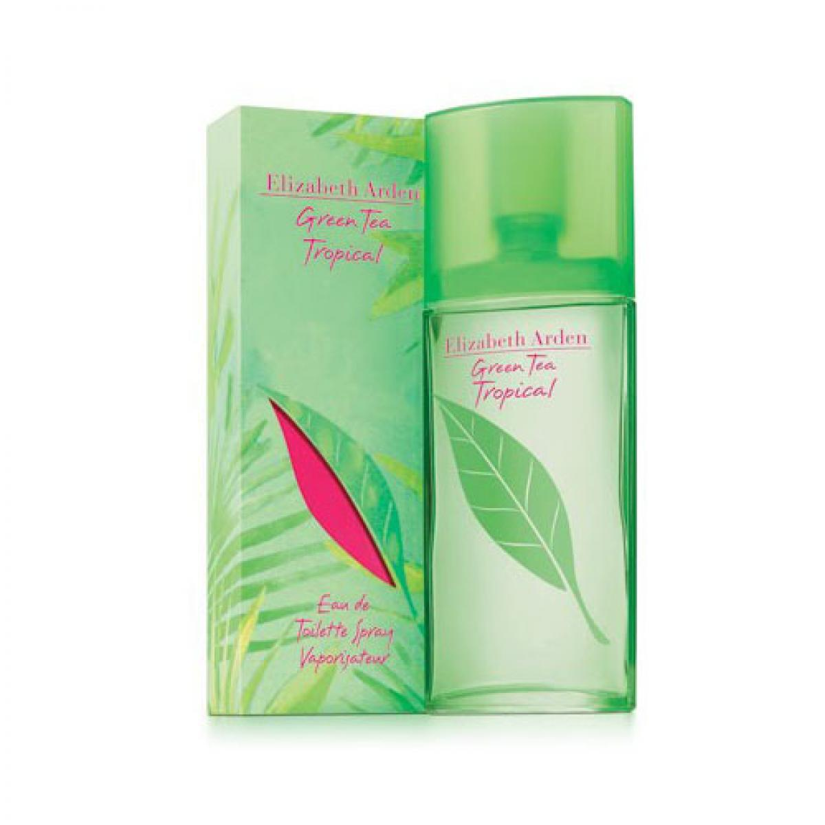 Парфюми Elizabeth Arden Green Tea Tropical за жени