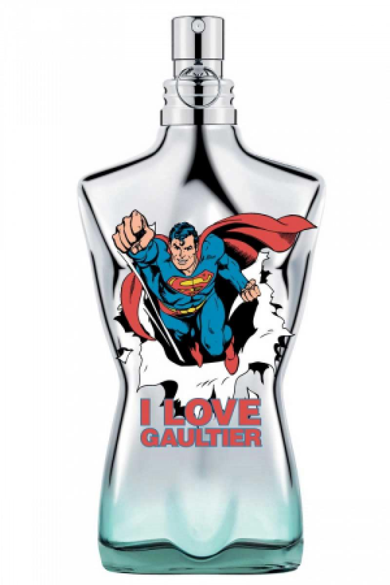 Парфюми Jean Paul Gaultier Le Male Superman Eau Fraiche за мъже