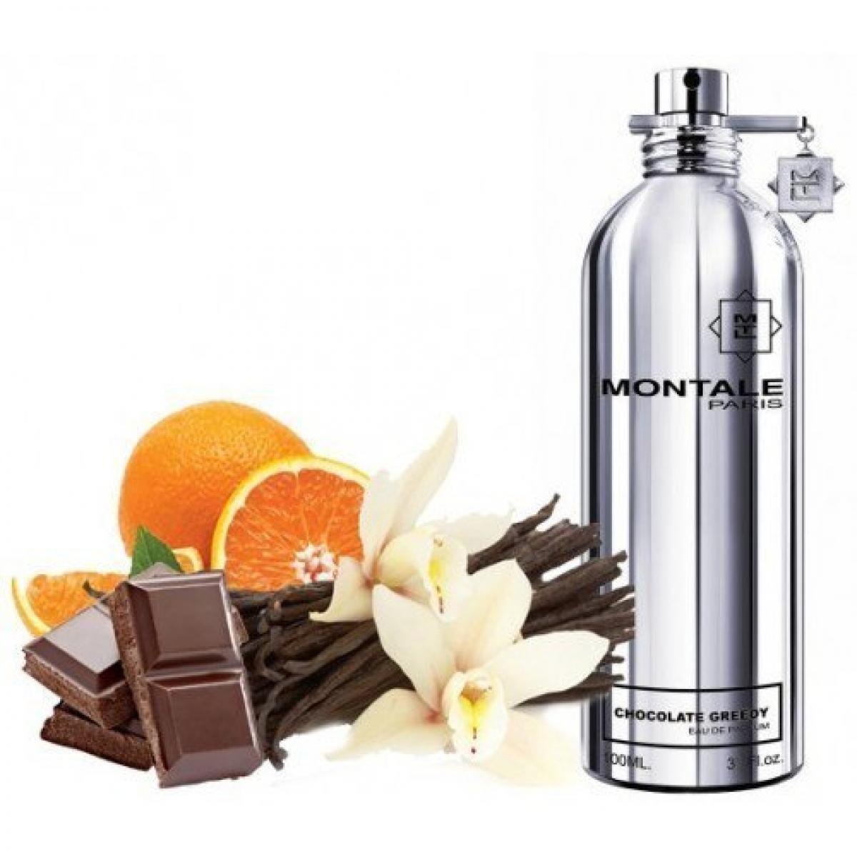 Парфюми Montale Chocolate Greedy унисекс без опаковка