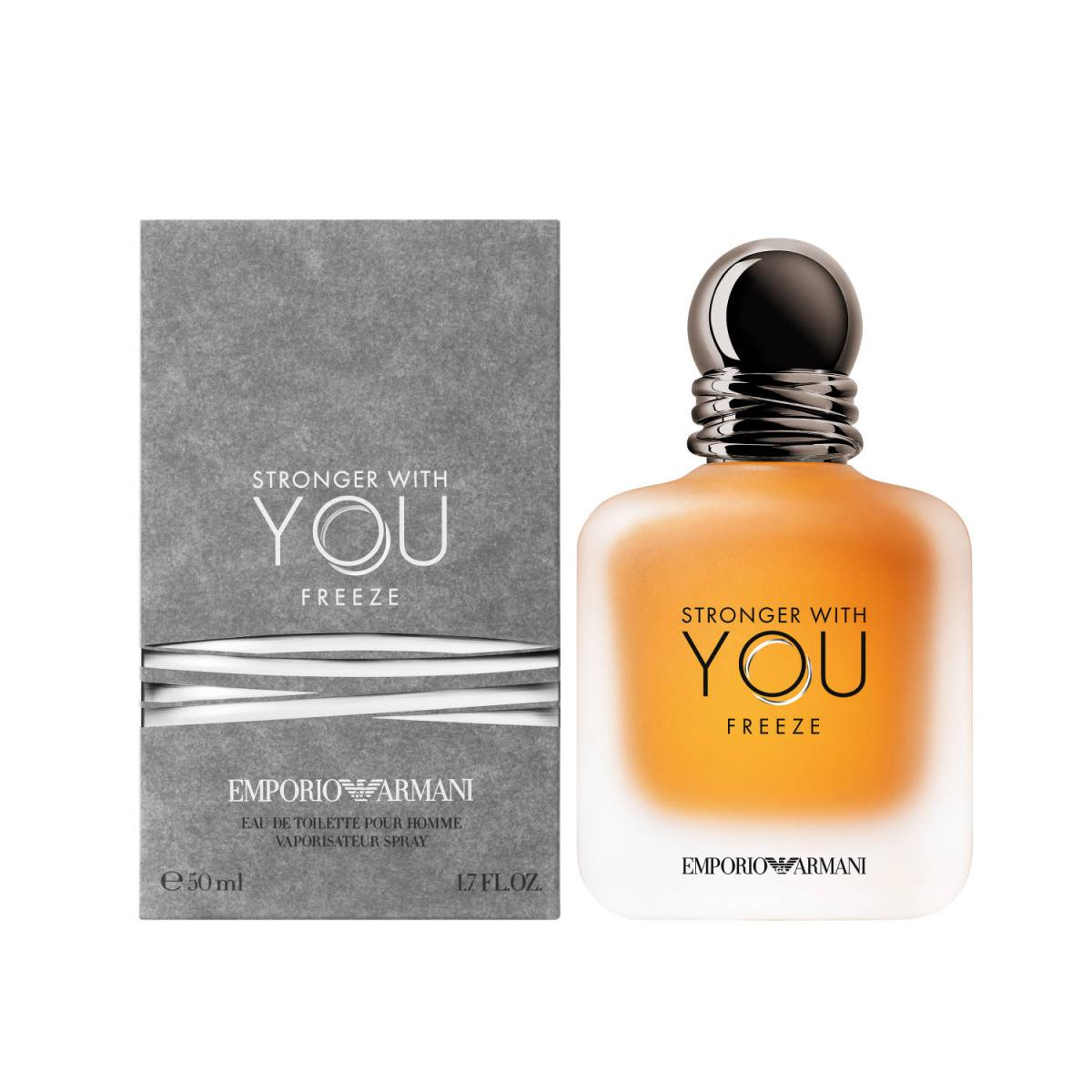 Парфюми Giorgio Armani Stronger With You Freeze за мъже