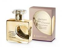 Парфюми Yves Rocher Quelques Notes d`Amour Eau de Parfum Limited Edition за жени